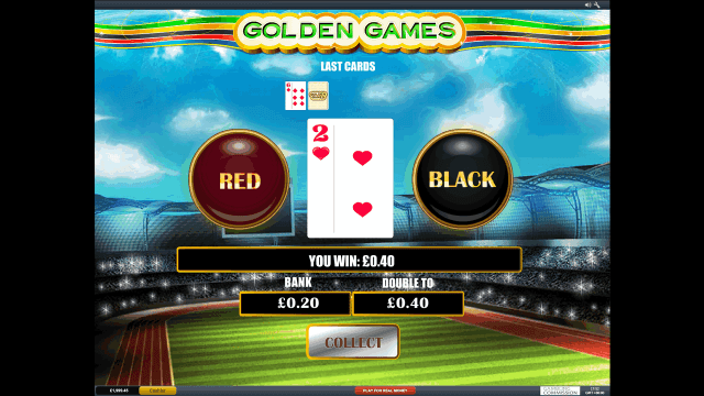 Golden Games 5