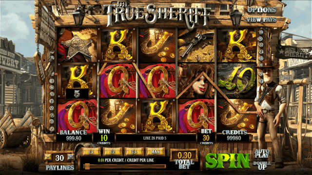 True Sheriff 2
