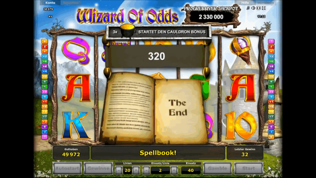 Wizard Of Odds 4